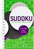 Sudoku (Ultimate Spiral Puzzles)