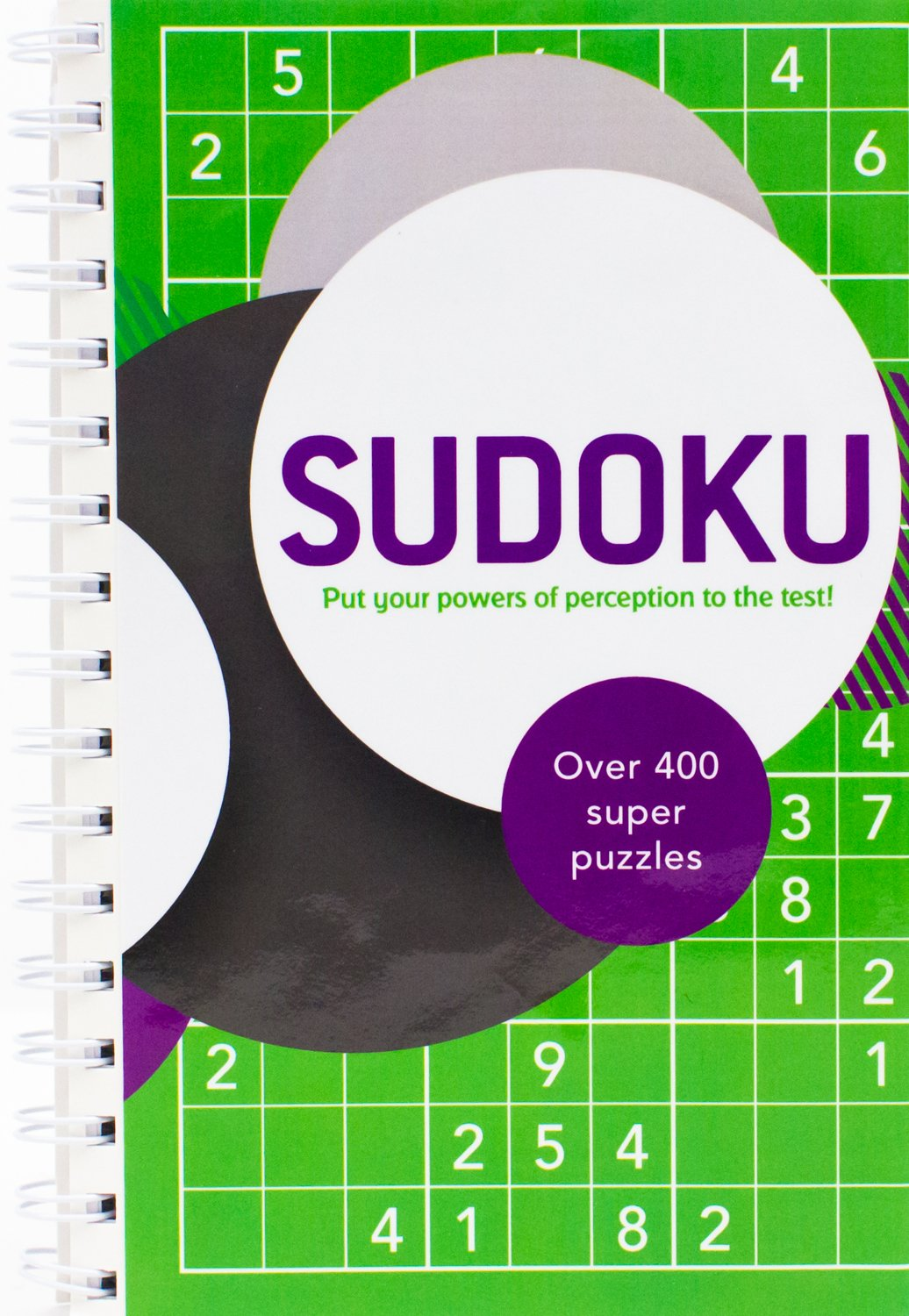 Sudoku Ultimate Spiral Puzzles Parragon product image