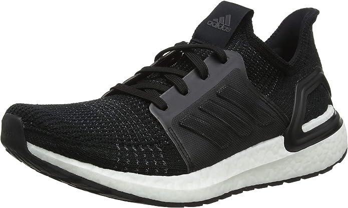Adidas Men S Ultraboost 19 Running Shoes In Black Road Running