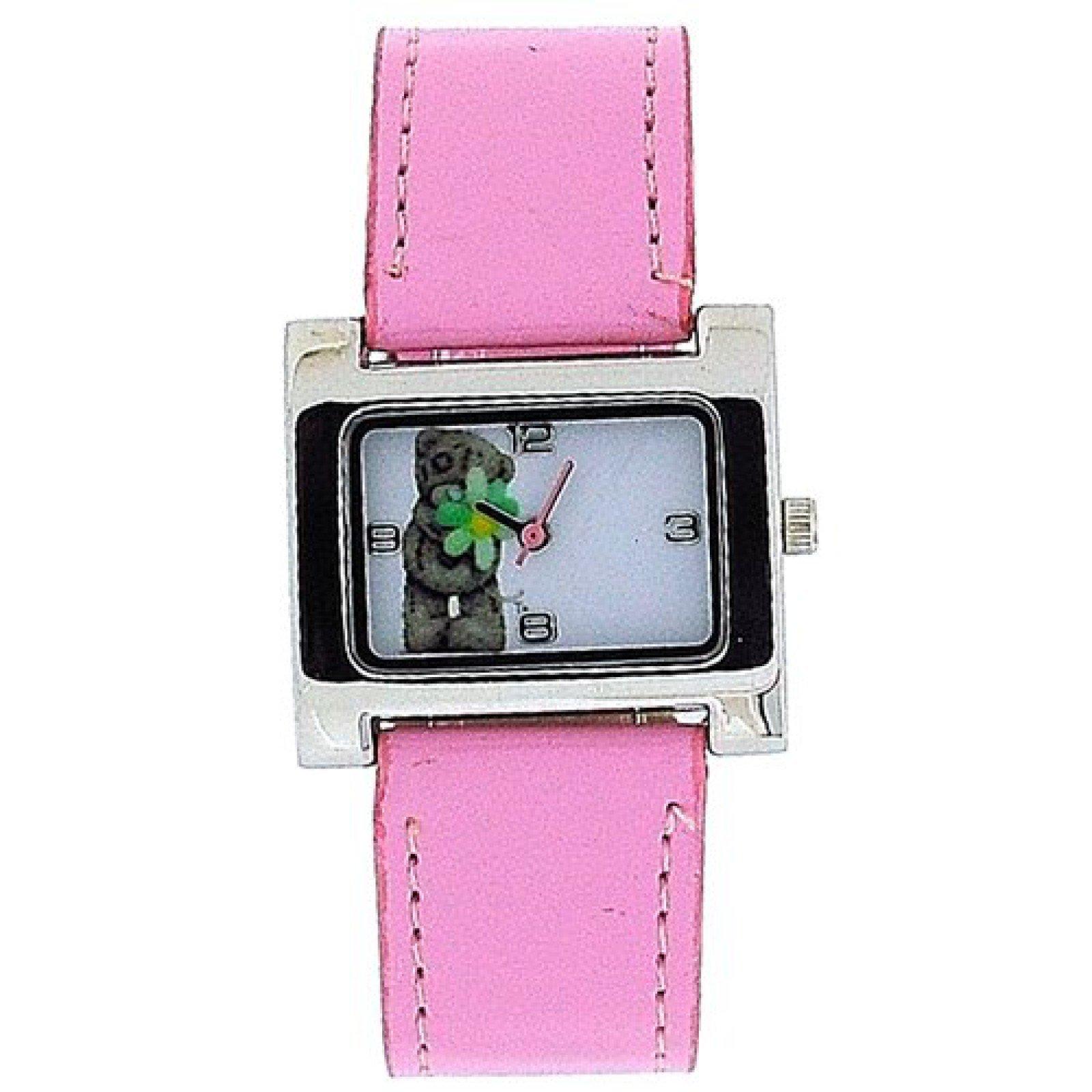 Me To You Tatty Teddy Pink Strap Watch MTY227B