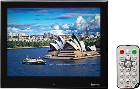 Hama Digitaler Bilderrahmen Slimline Premium Acryl 9 7 Kamera