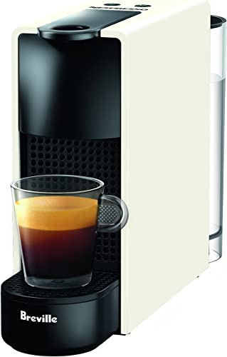 Breville-Nespresso USA BEC220WHT1AUC1 Essenza Mini Espresso Machine
