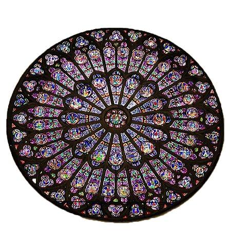 YWLINK Durable Antideslizante Creativa Notre Dame, Foto ...
