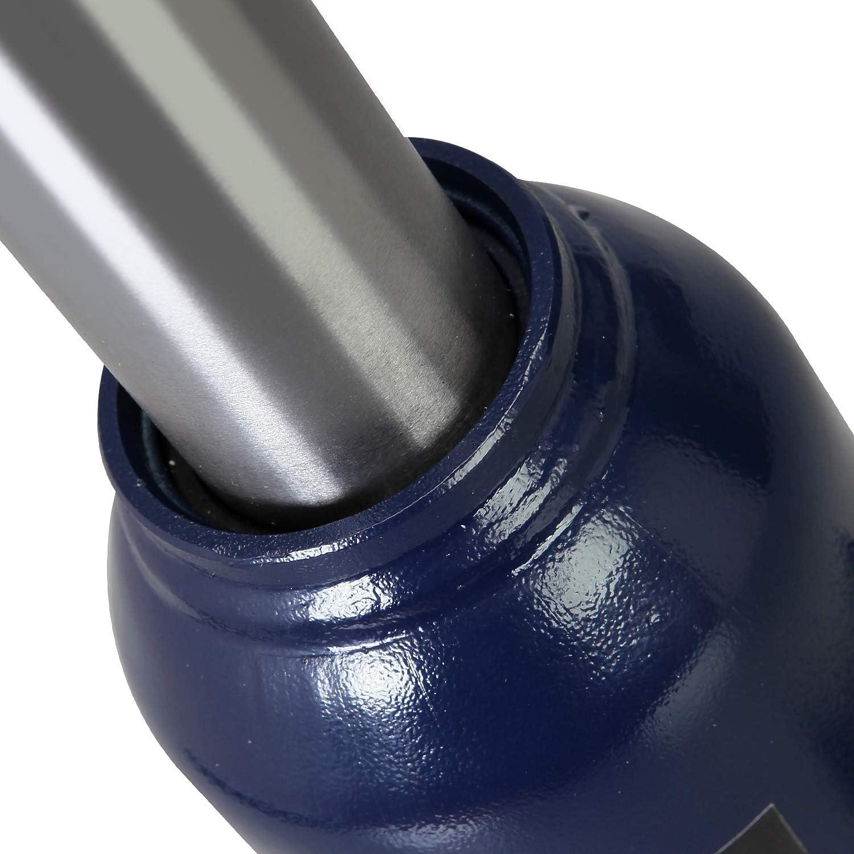12,000 lb TCE AT90603BU Torin Hydraulic Welded Bottle Jack Blue 6 Ton Capacity