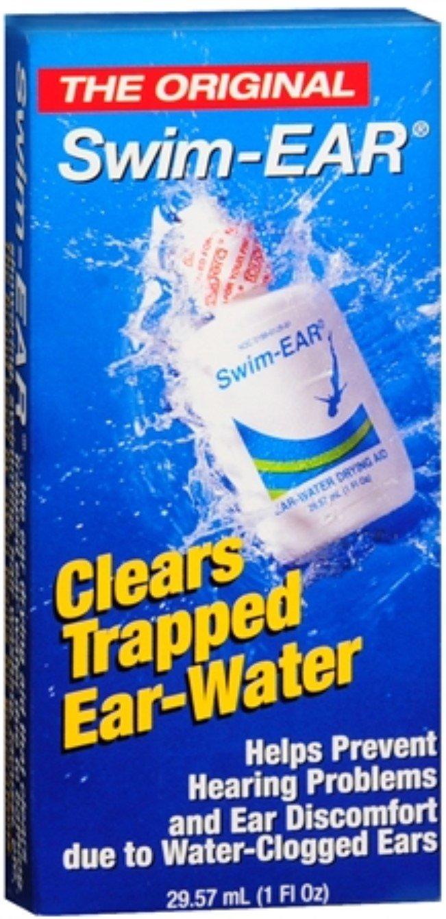 Swim-EAR Drying Aid 1 oz (Pack of 10)