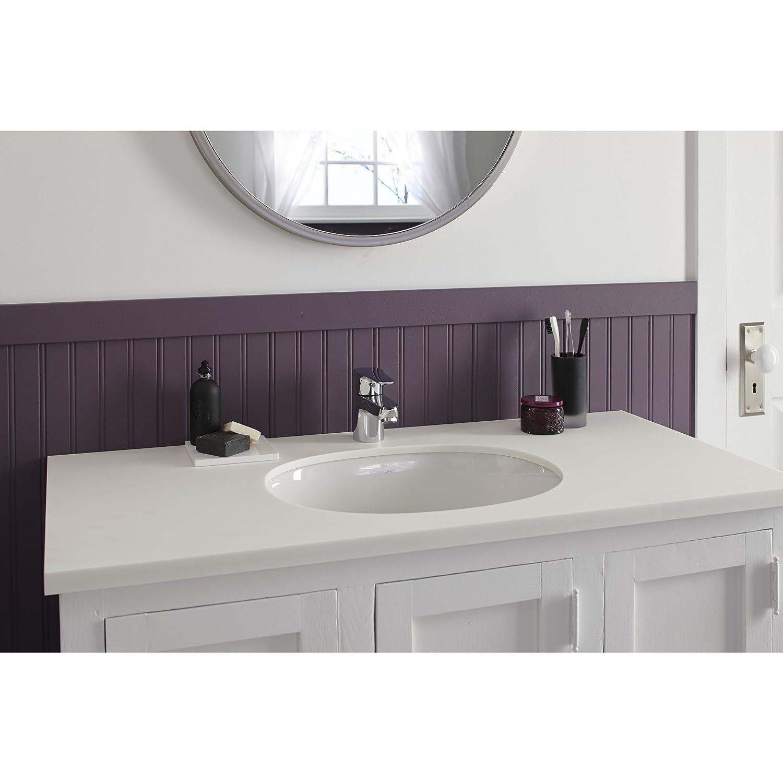 KOHLER K 4 CP July Single Handle Bathroom Sink Faucet