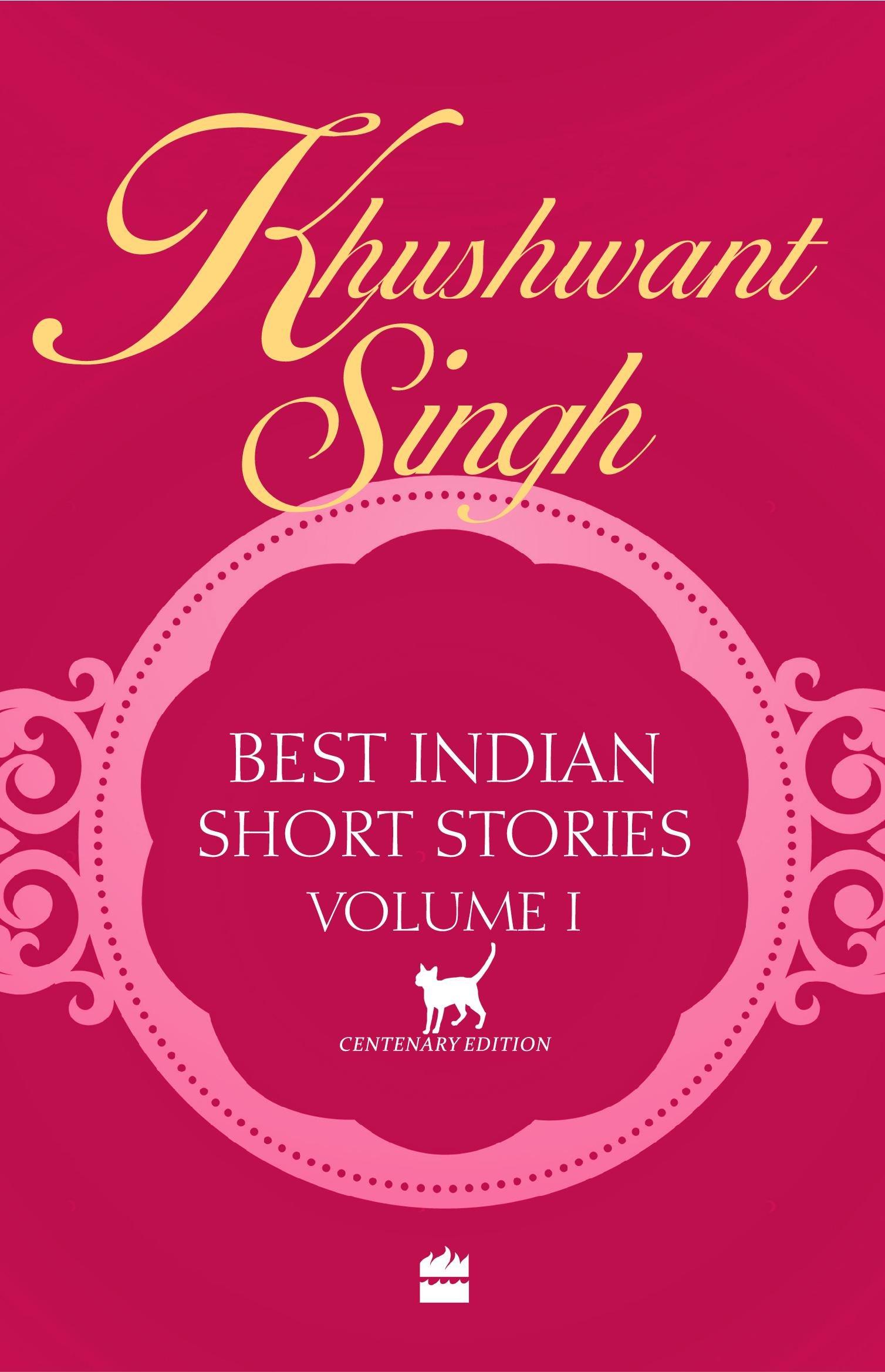 Best Indian Short Stories vol 1