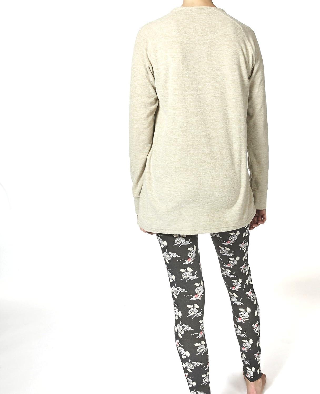 Pijama PIXIE & DIXIE Leggings Mujer GISELA (XL): Amazon.es: Ropa y accesorios