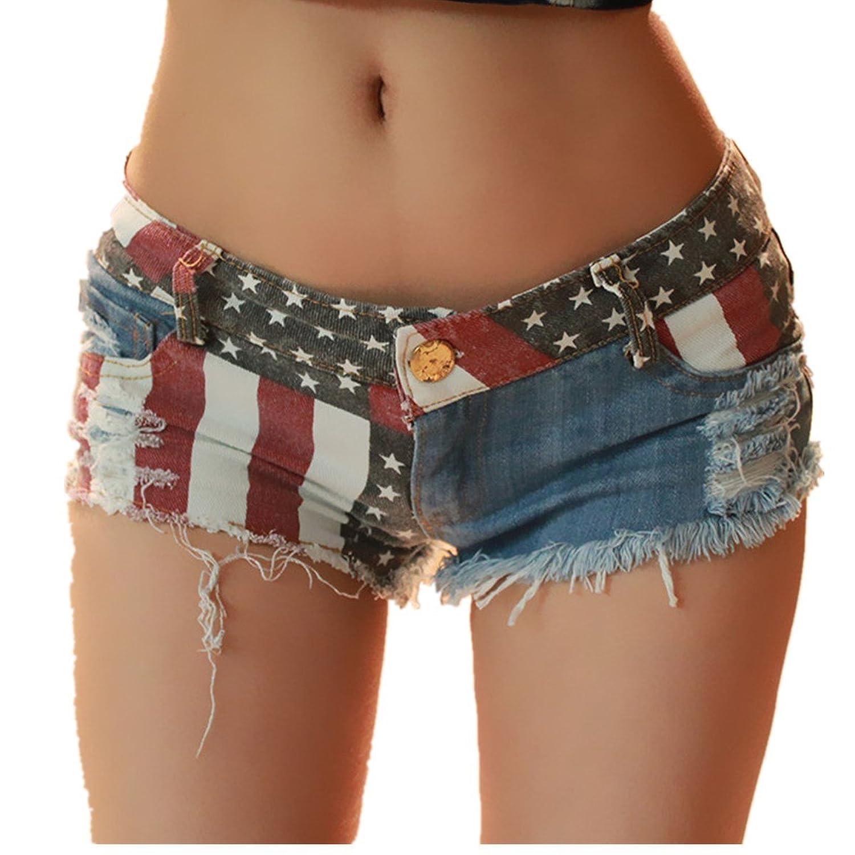 LOBTY Sexy Frauen Denim Jeans Shorts kurze Mini heißen Hosen Bermuda jeans shorts Hotpants Hose Damen Denim Boyfriend