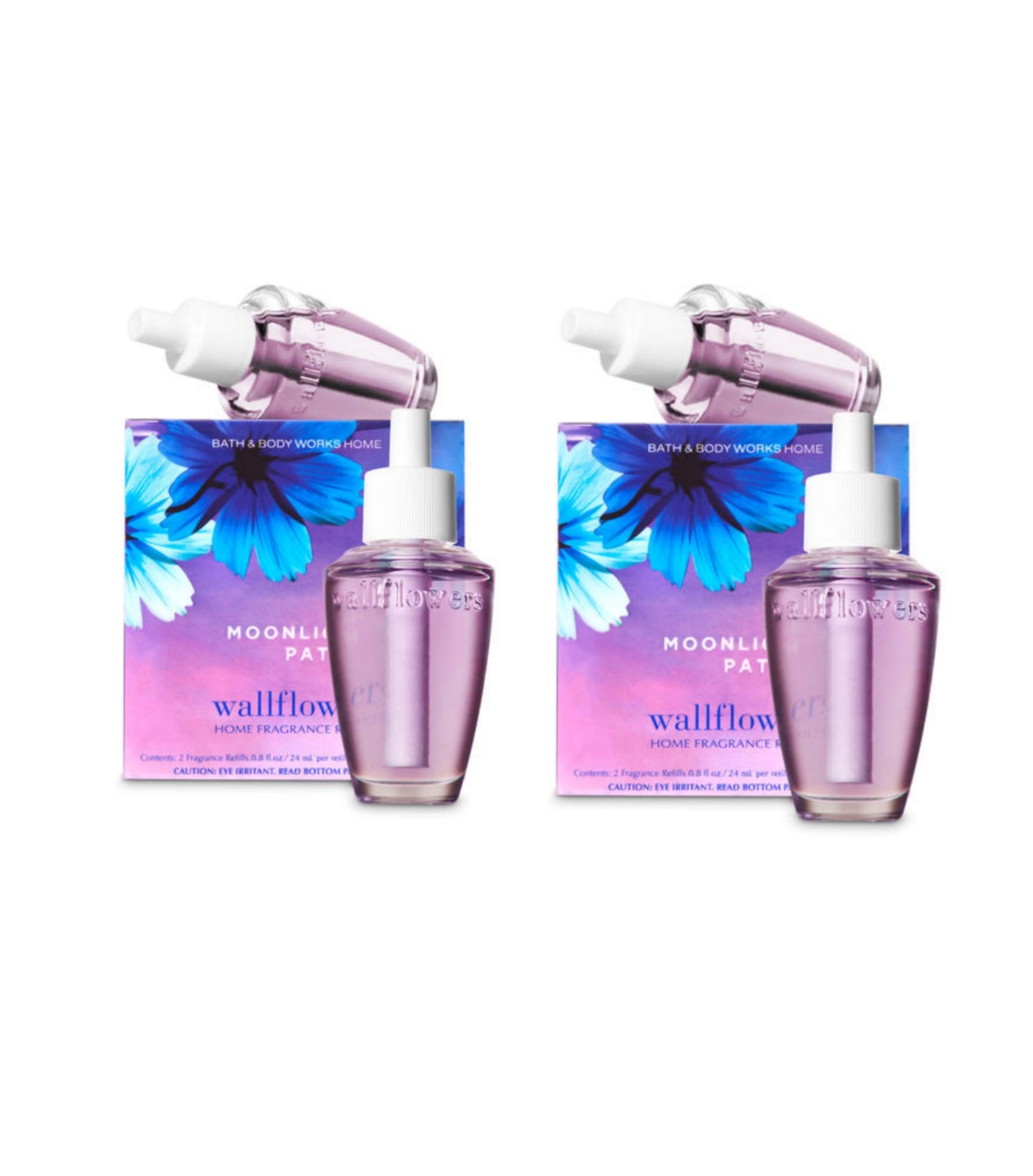 Bath and Body Works Wallflowers 4 Bulbs Refills MOONLIGHT PATH by Bath & Body Works (Image #1)