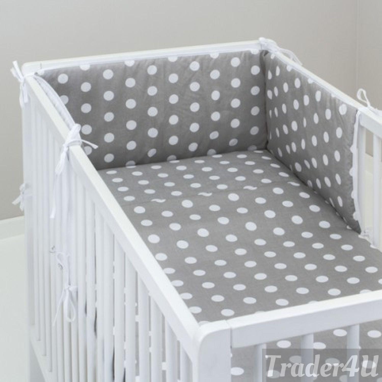 Fit to Cot 120x60 cm, Safari Pink MillaLu 5 Pcs Baby Nursery Bedding Set fit to Cot 120x60cm or Cot Bed 140x70cm Padded Bumper