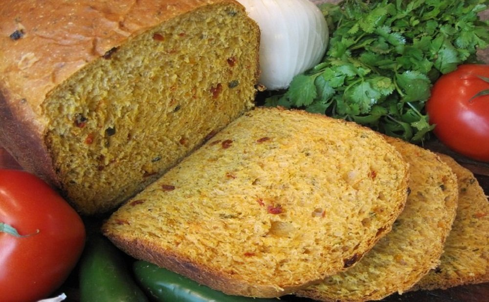 The Prepared Pantry Cheesy Salsa Bread Mix (for oven also) (21.3 oz)
