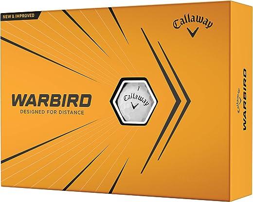 Callaway Warbird Golf Balls 2021