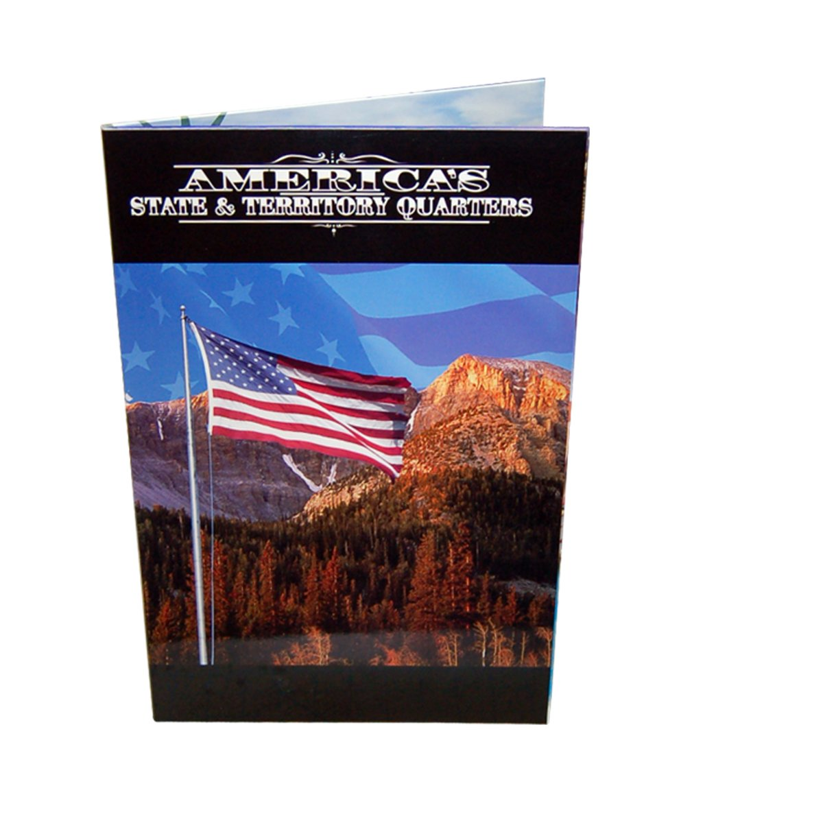 Amazoncom   Complete Uncirculated State Quarter Set - Us national park quarters book