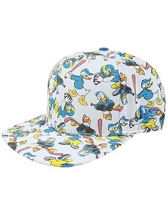 New Era 9Fifty Retro Sport Donald Duck Snapback Cap (S-M)  Amazon.co ... b1ee1656cb77