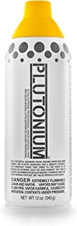 product image for PLUTONIUM Paint PLUTON-30010 Ultra Supreme Professional Aerosol Paint, 12-Ounce, Sunny D