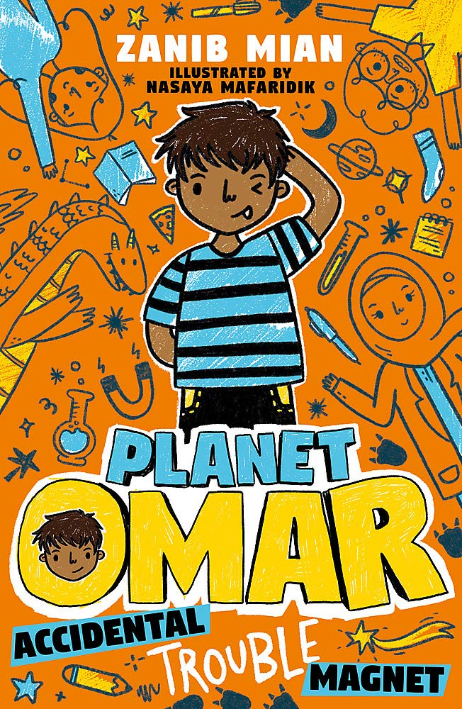 Accidental Trouble Magnet: Book 1 (Planet Omar): Amazon.co.uk ...