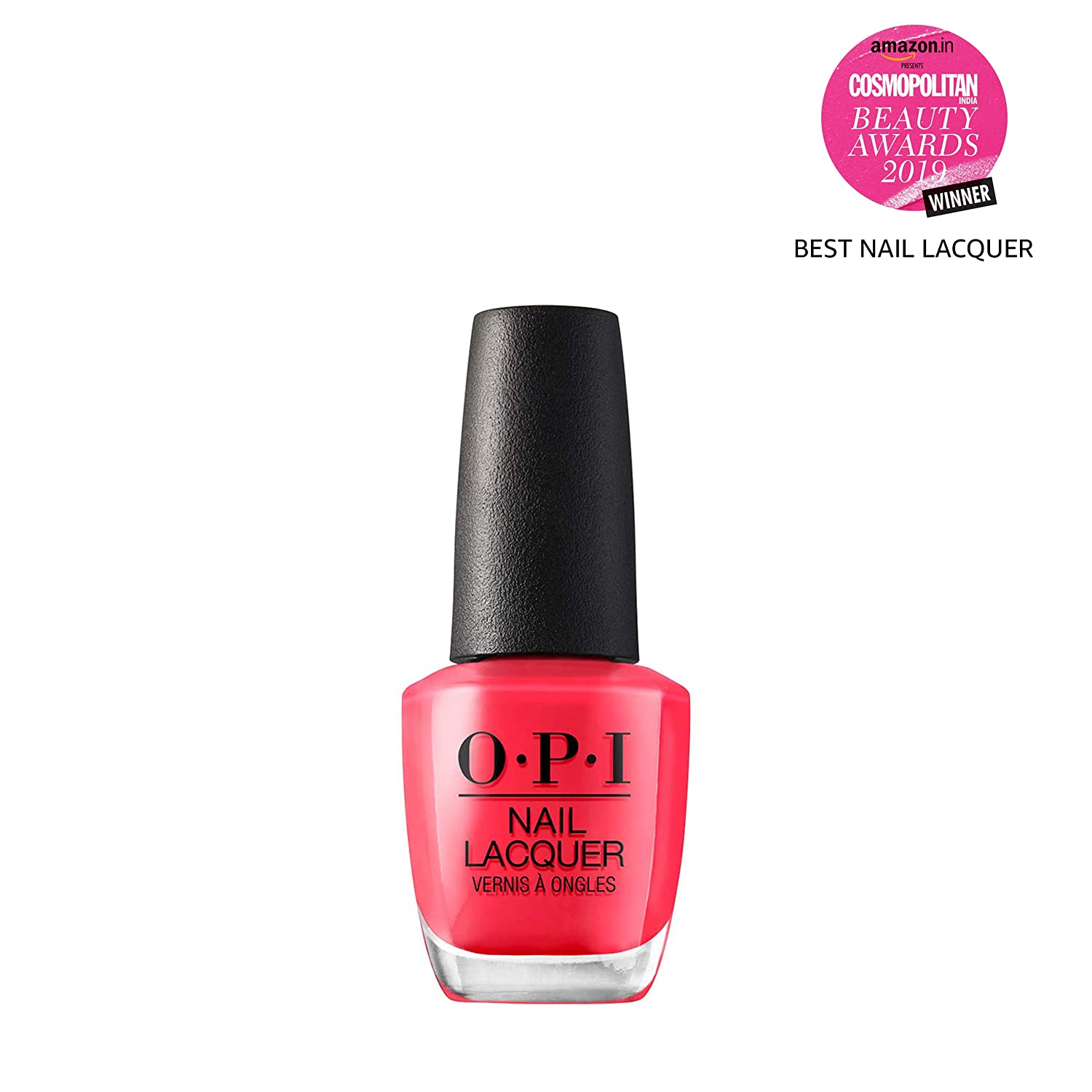 Amazon Com Opi Nail Lacquer Opi On Collins Ave Luxury Beauty