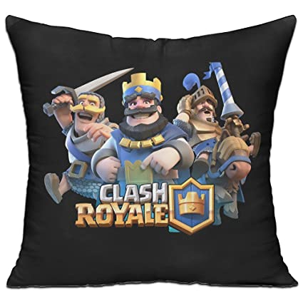 touch-pillows Clash Royal juego manta almohada Funda de ...