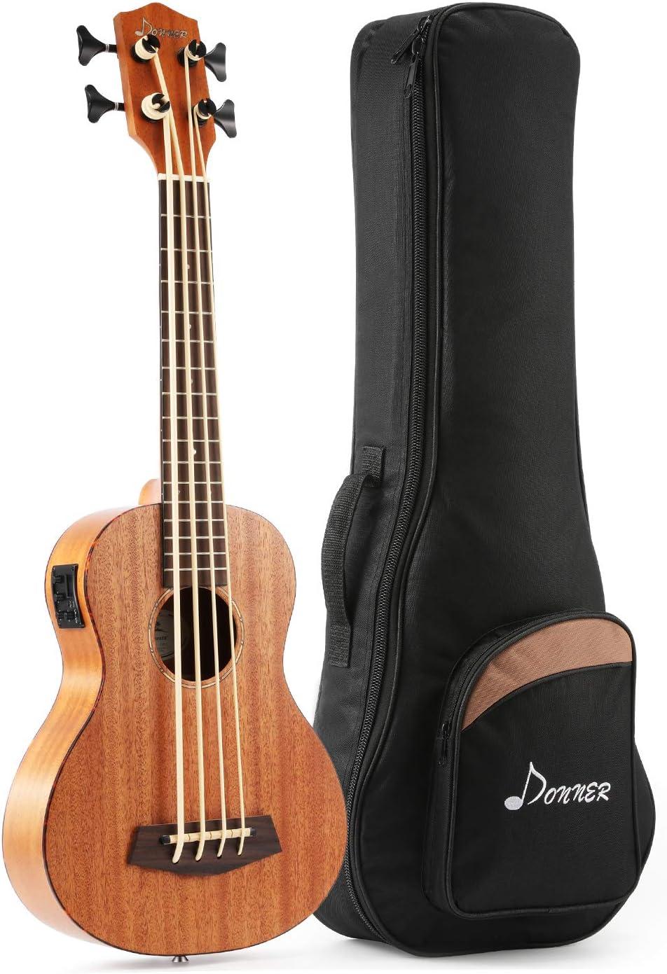 Donner - Ukulele Bass Acústico