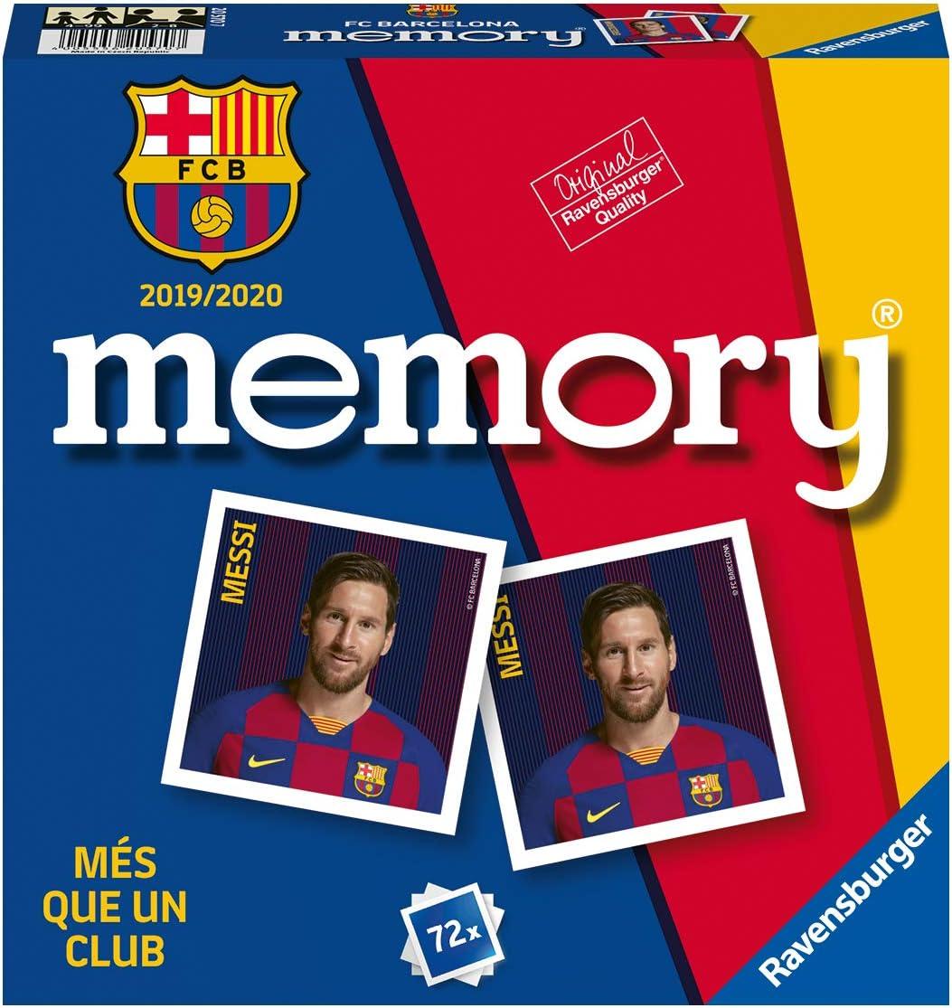 Barcelona Memory Ravensburger 20570