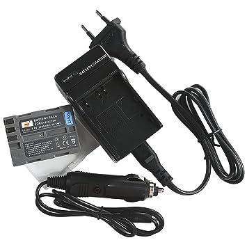 DSTE Repuesto Batería y DC11E Viaje Cargador kit para Nikon EN-EL3E D30 D50 D70 D70S D80 D90 D100 D200 D300 D300S DSLR D700 Digital SLR