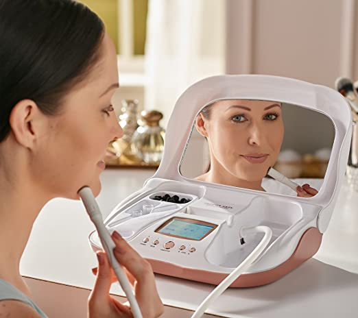 Trophy Skin MicrodermMD at Home Microdermabrasion Beauty System