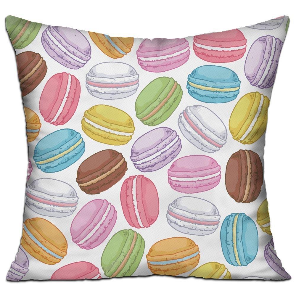 Amazon.com: Macarons patrón moda decorativo, para el hogar o ...