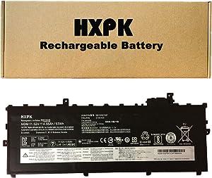 HXPK 01AV430 Laptop Battery for ThinkPad X1 Carbon 5th Gen 2017/6th Gen 2018 Series Notebook SB10K97587 01AV431 SB10K97588 01AV494 01AV429 SB10K97586