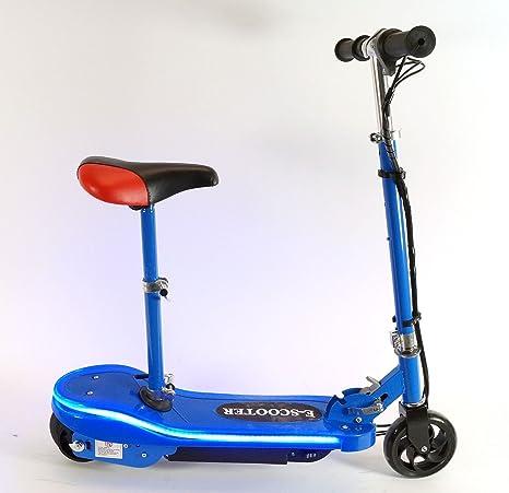 Patinete Eléctrico S de Roller Mini Pocket City Bike LED Luz ...