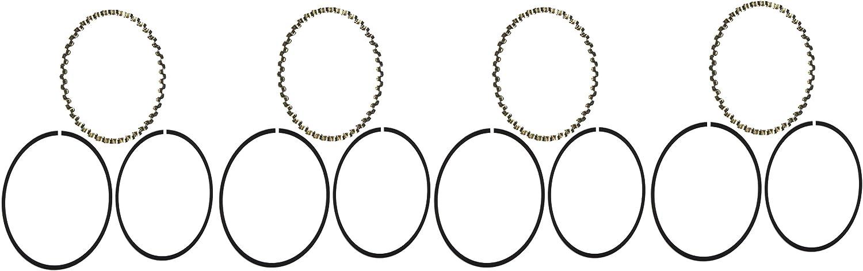 Hastings 2C5749 4-Cylinder Piston Ring Set