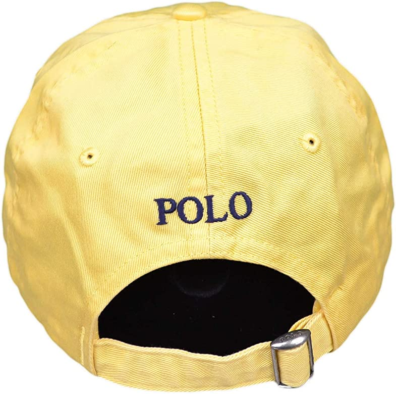 Ralph Lauren Gorra Polo Sport Amarillo U Amarillo: Amazon.es: Ropa ...