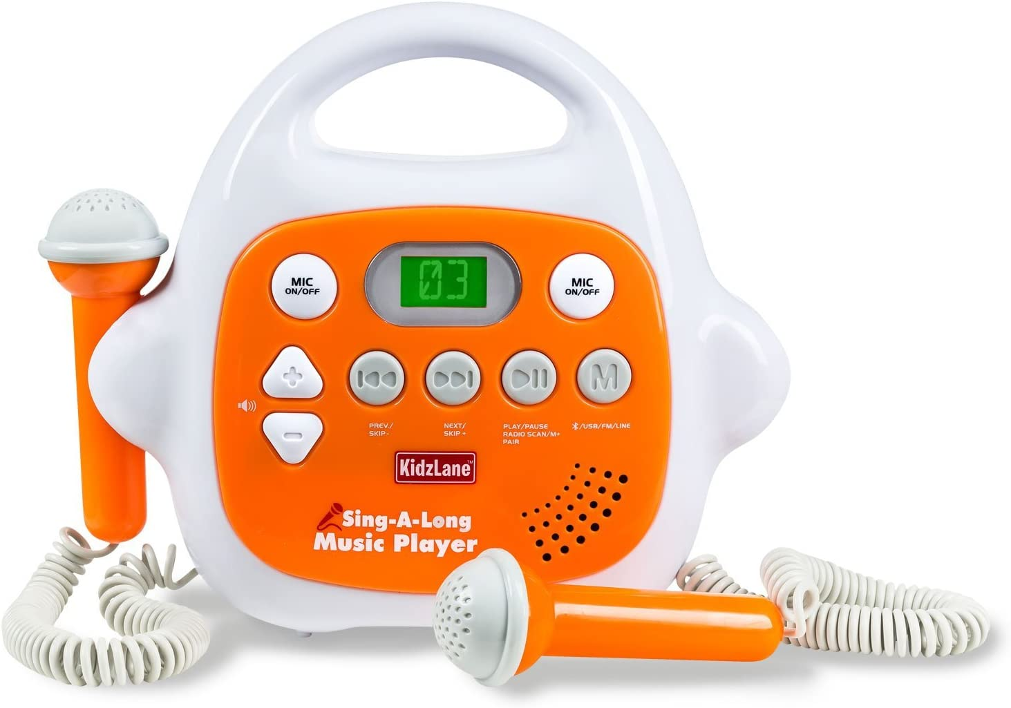 Kidzlane - Kids MP3 Player
