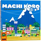 Pandasaurus Games Machi Koro - Family-Friendly Board Games - Adult Games for Game Night - Card Games for Adults, Teens & Kids
