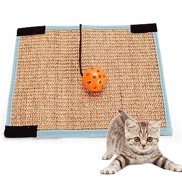 Rascador Para Gatos Rascador Para Gatos Sisal Natural Rascador ...