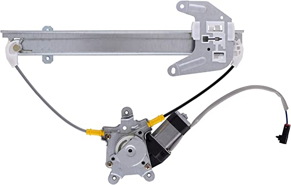 AISIN RPAFD-050 Power Window Regulator /& Motor Assembly