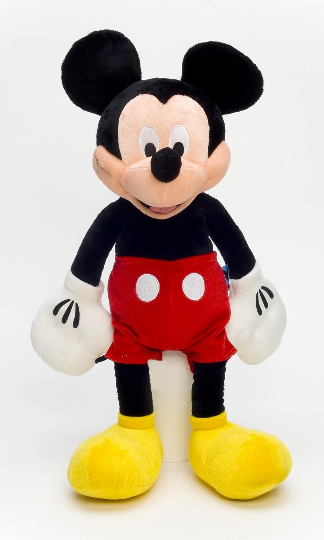 XXL Mickey Mouse de peluche 43 cm peluche de Mickey Mouse: Amazon ...