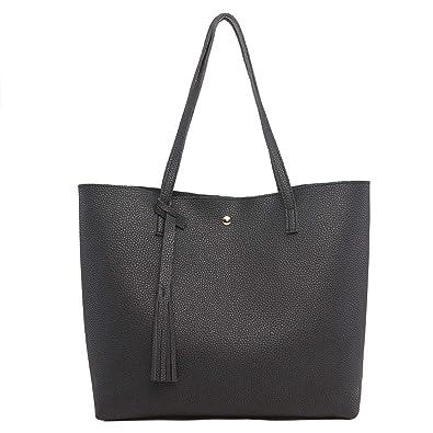 fc9d3620d65d Amazon.com: Luxury Handbags Women Bags Designer Soft Over Women's ...