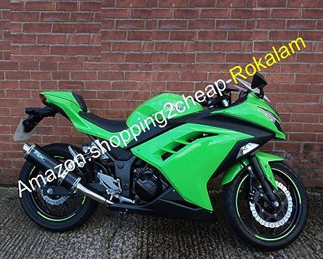 Amazon.com: Ventas calientes, para Kawasaki Ninja 300R 2013 ...