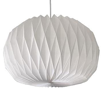 Myoko Premium Origami Lampe O 43cm Hohe 26cm Papier