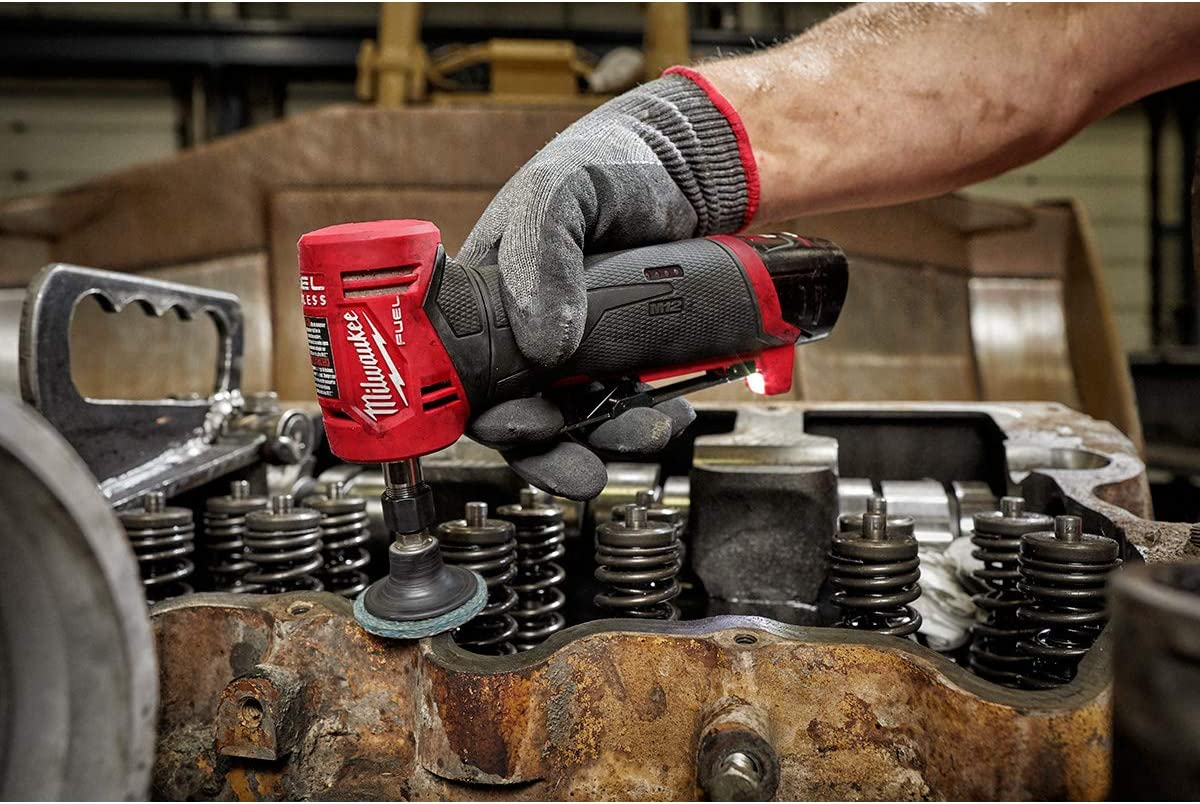 Milwaukee 2485-20 M12 FUEL Right Angle Die Grinder