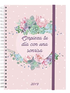 Libreta-agenda A5 You Are The Princess 2019: Amazon.es: Libros