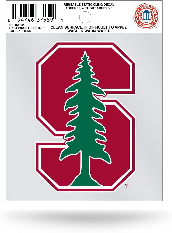 Rico NCAA Small Static Decal