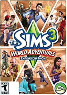 the sims 3 full expansion pack download