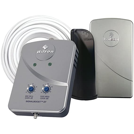 Amazon Com Wilson Electronics Dt Cell Phone Signal Booster For