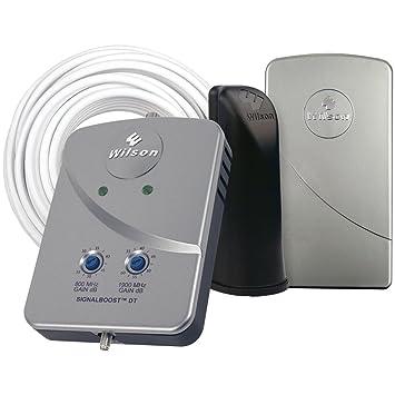 Wilson Electronics DT Cellphone Booster - Amplificador de señal de TV (157 x 107 x