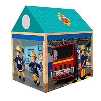 Fireman Sam - Children Tent for Garden and C&ing Fire Station  sc 1 st  Amazon UK & Fireman Sam - Children Tent for Garden and Camping Fire Station ...