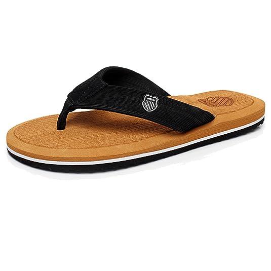 Belloo Herren Flip Flops Beach Zehentrenner Srtand Pantoletten Badelatschen  Flip Flops: Amazon.de: Schuhe & Handtaschen