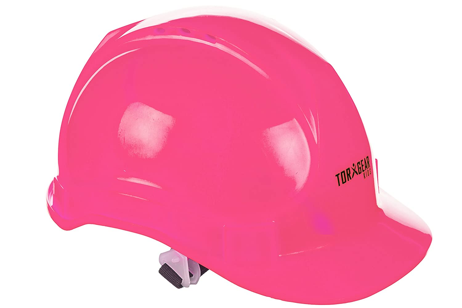 Kids Safety Construction Helmet or Costume Child/'s Pink Hard Hat Ages 2 to 6