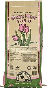 Down to Earth Organic Bone Meal Fertilizer 3-15-0, 25 lb